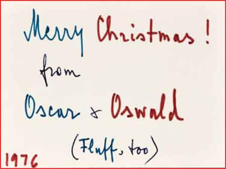 This Is How Ayn Rand Celebrated Christmas