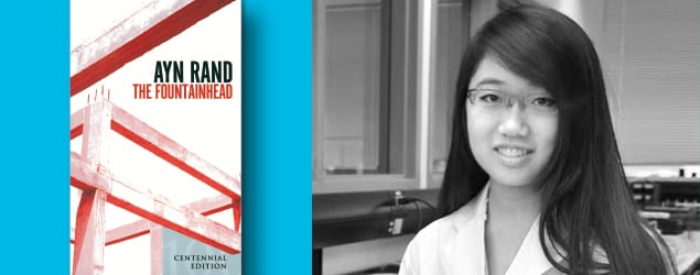 voices for reason sophie zhao takes top prize in the sophie zhao takes top prize in the fountainhead 2015 essay contest