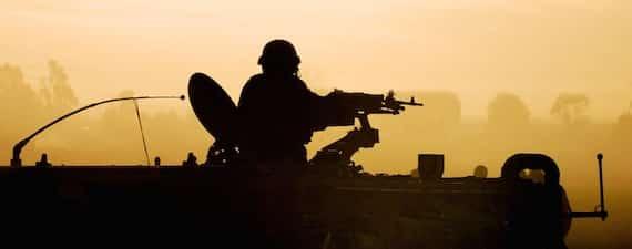 The Israel-Palestinian War